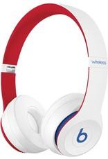 APPLE BEATS BY DRE SOLO3 WIRELESS HEADPHONES - CLUB WHITE