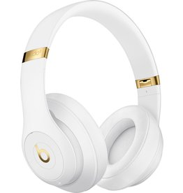 APPLE BEATS BY DRE STUDIO3 WIRELESS OVER-EAR HEADPHONES - WHITE