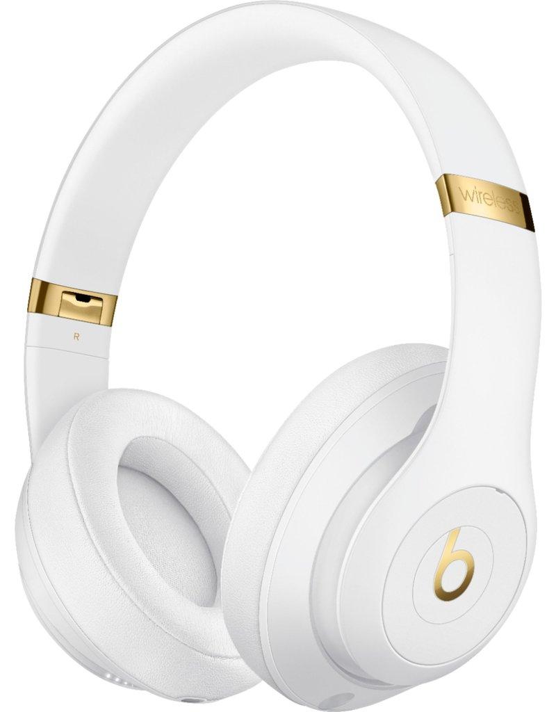 APPLE BEATS BY DRE STUDIO3 WIRELESS OVER-EAR HEADPHONES - WHITE