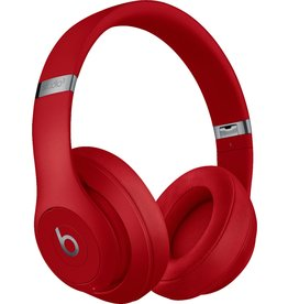 APPLE BEATS BY DRE STUDIO3 WIRELESS OVER-EAR HEADPHONES - RED