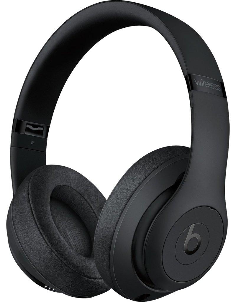 APPLE BEATS BY DRE STUDIO3 WIRELESS OVER-EAR HEADPHONES - MATTE BLACK