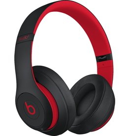 APPLE BEATS BY DRE STUDIO3 WIRELESS OVER-EAR HEADPHONES - DEFIANT BLACK-RED