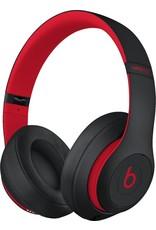 APPLE BEATS BY DRE STUDIO3 WIRELESS OVER-EAR HEADPHONES - DEFIANT BLACK-RED