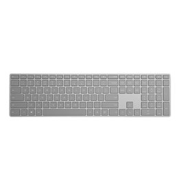 MICROSOFT MICROSOFT SURFACE KEYBOARD W/FPR BLUETOOTH - GRAY