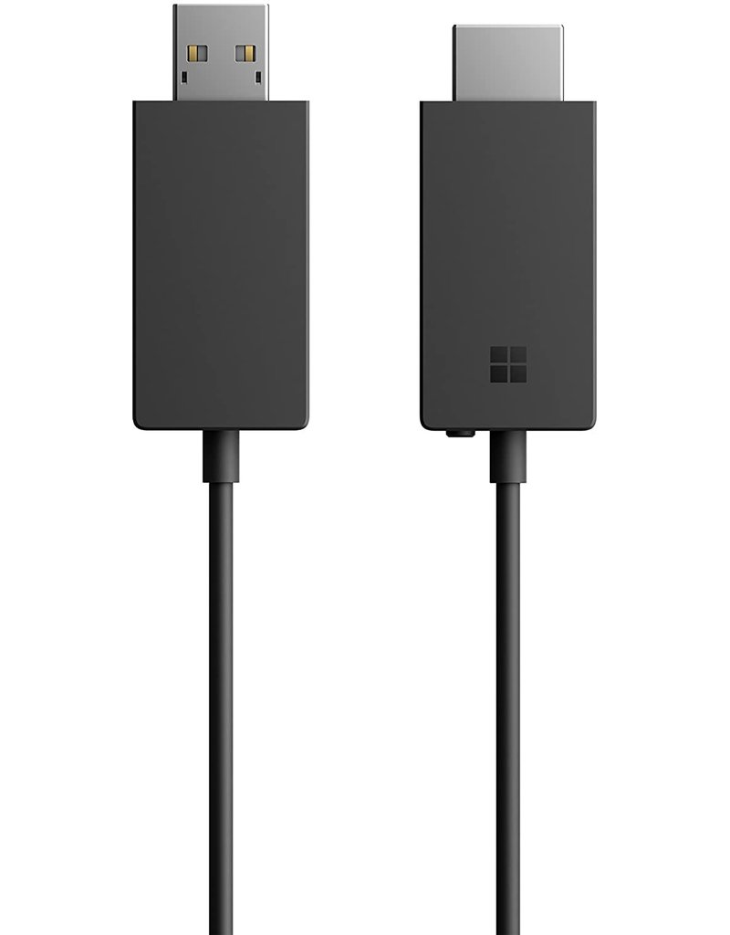 MICROSOFT MICROSOFT WIRELESS DISPLAY ADAPTER - USB / HDMI