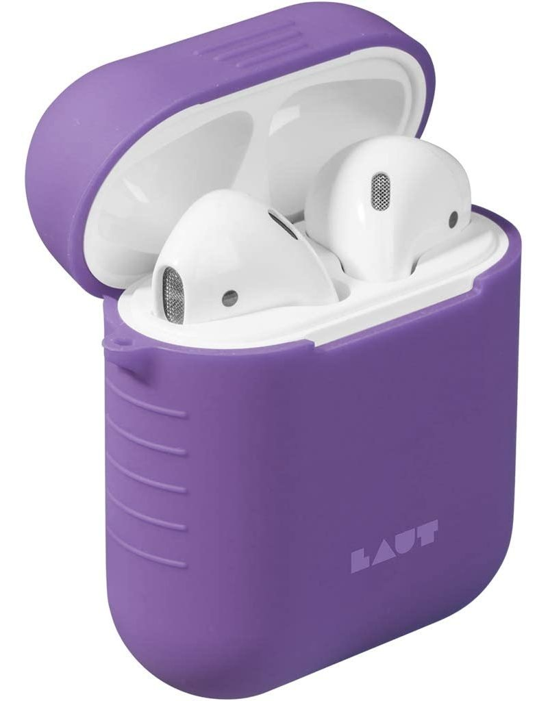LAUT LAUT POD FOR AIRPOD CASE VIOLET