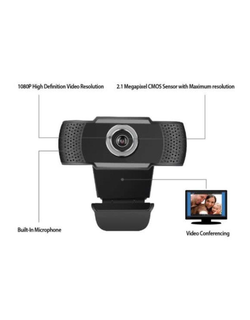 LOGITECH WEBCAM ADESSO CYBERTRACK H4 HD 1080P 2.1MP