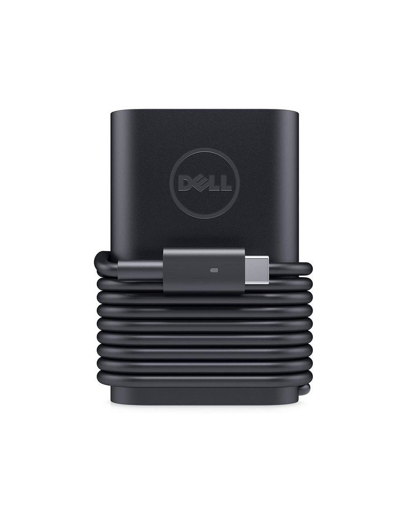 DELL DELL USB-C POWER ADAPTER PLUS BLACK 45W PEGGABLE