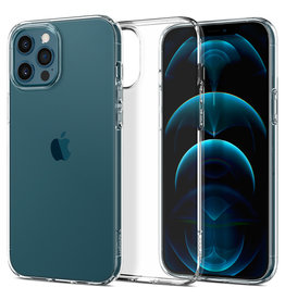 SPIGEN SPIGEN IPHONE 12 AND 12 PRO  CASE CRYSTAL FLEX CRYSTAL CLEAR