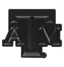 AGGIELAND OUTFITTERS DECAL - BLOCK ATM MATTE BLACK