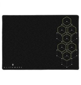 "DELL DELL ALIENWARE GAMING MOUSE PAD 10""X14"" HEXAGON STYLE"