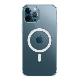 APPLE APPLE IPHONE 12 PRO MAX CLEAR CASE WITH MAGSAFE