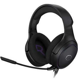 COOLER MASTER COOLER MASTER WIRED GAMING HEADSET BLACK
