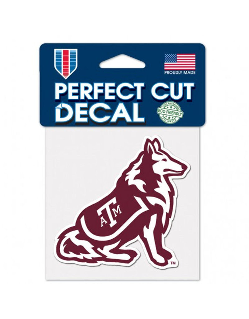 "WINCRAFT REVIELLE DECAL 4"" X 4"""