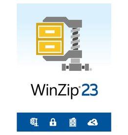 WINZIP 23 STANDARD COMMERCIAL FOR WINDOWS