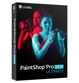 PAINTSHOP PRO 2019 ULTIMATE COMMERCIAL FOR WINDOWS