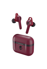 SKULL CANDY SKULLCANDY INDY EVO TRUE WIRELESS IN-EAR EARBUDS DEEP RED
