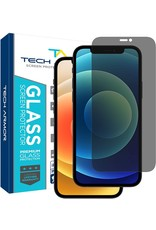 TECH ARMOR TECH ARMOR 2-WAY PRIVACY BALLISTIC GLASS SCREEN PROTECHTOR FOR IPHONE 12/IPHONE 12 PRO