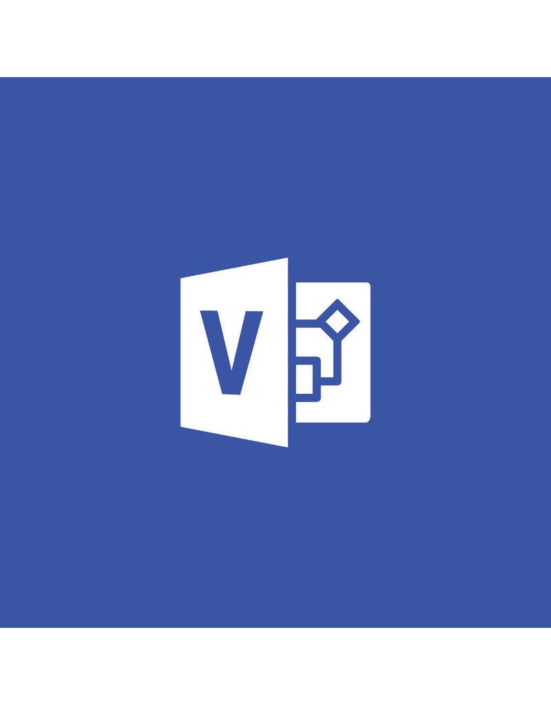 MICROSOFT VISIO PROFESSIONAL 2019 FOR WINDOWS 10