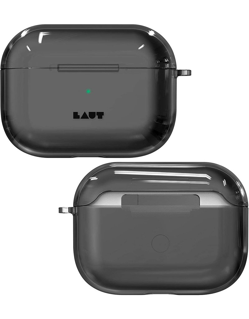LAUT LAUT CRYSTAL-X AIRPODS PRO CASE BLACK CRYSTAL