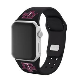 AFFINITY BANDS AFFINITY BANDS 42MM SILICONE SPORT BAND - ATM - BLACK