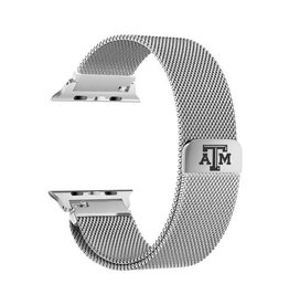 AFFINITY BANDS AFFINITY BANDS 42MM  STAINLESS STEEL MILANESE LOOP - TXATM