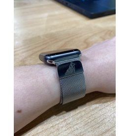 AFFINITY BANDS AFFINITY BANDS 42MM STAINLESS STEEL MILANESE LOOP - REVEILLE