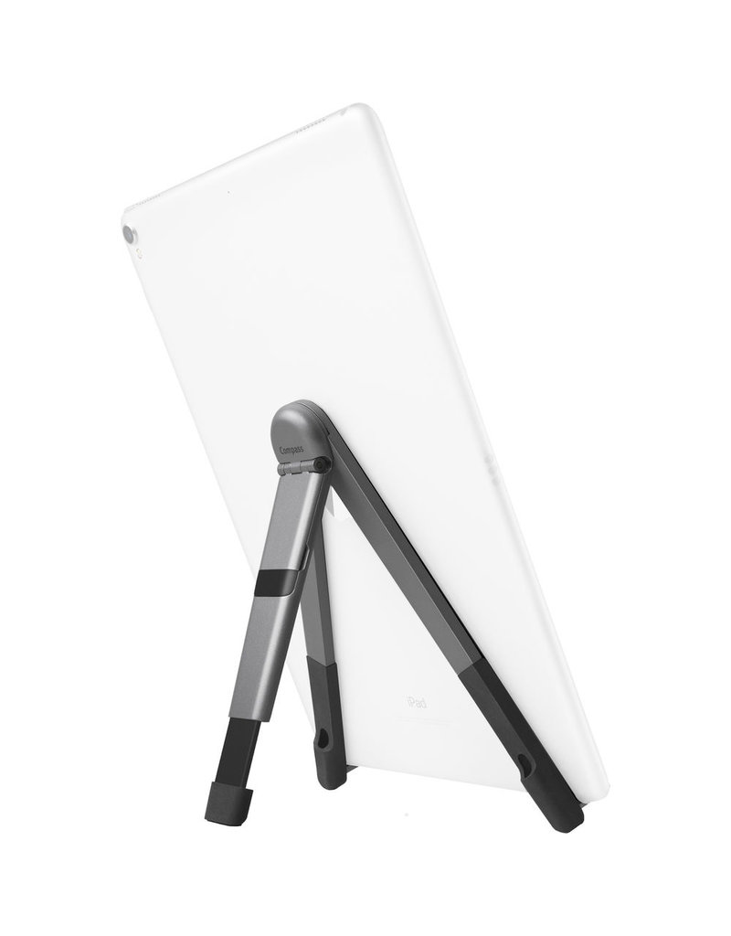 TWELVE SOUTH TWELVE SOUTH  COMPASS PRO SPACE GRAY STAND ADJUSTABLE PORTABLE FOR TABLET
