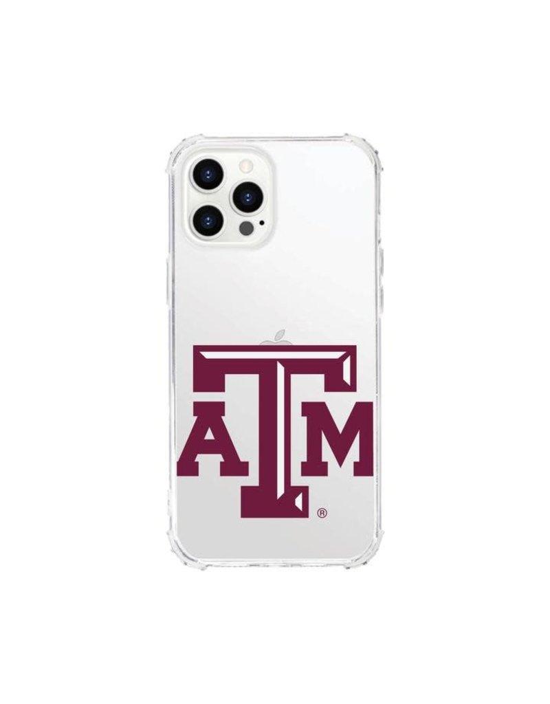 OTM TEXAS A&M UNIVERSITY TOUGH EDGE PHONE CASE - IPHONE 12/12PRO