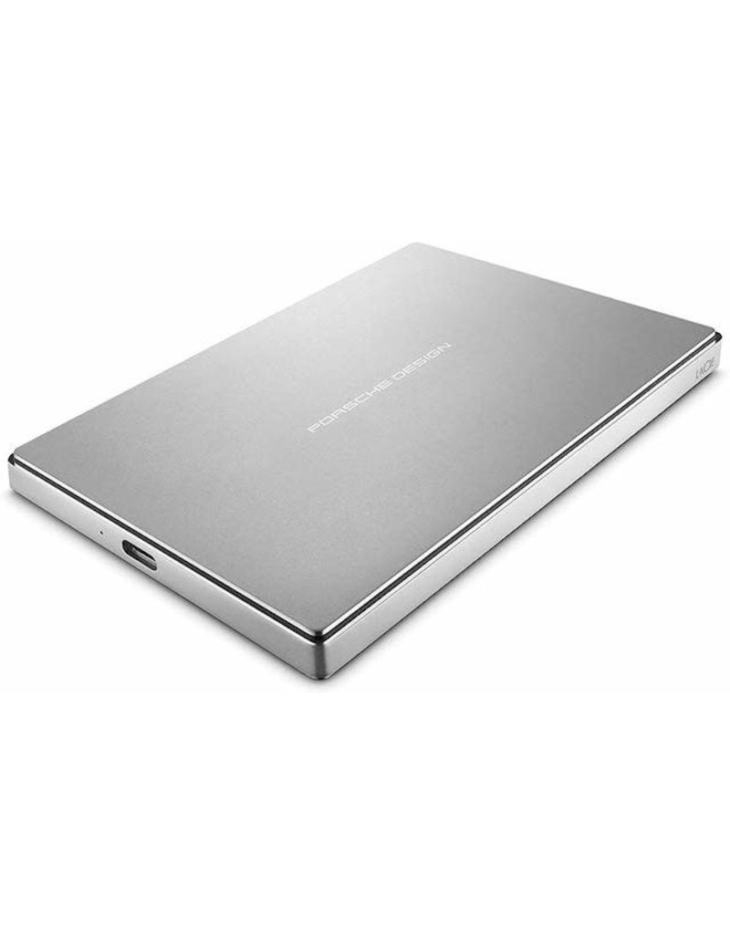 LACIE LACIE 1TB PORSCHE HARD DRIVE USB-C