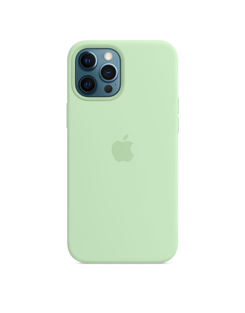 APPLE APPLE IPHONE 12 | 12 PRO SILICONE CASE WITH MAGSAFE