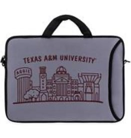 """AGGIELAND OUTFITTERS EXCLUSIVE TAMU LAPTOP CASE 16"""""""
