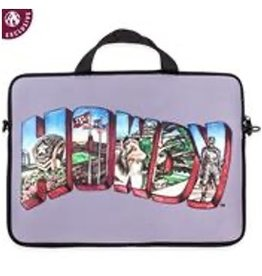 """AGGIELAND OUTFITTERS EXCLUSIVE HOWDY LAPTOP CASE 16"""""""