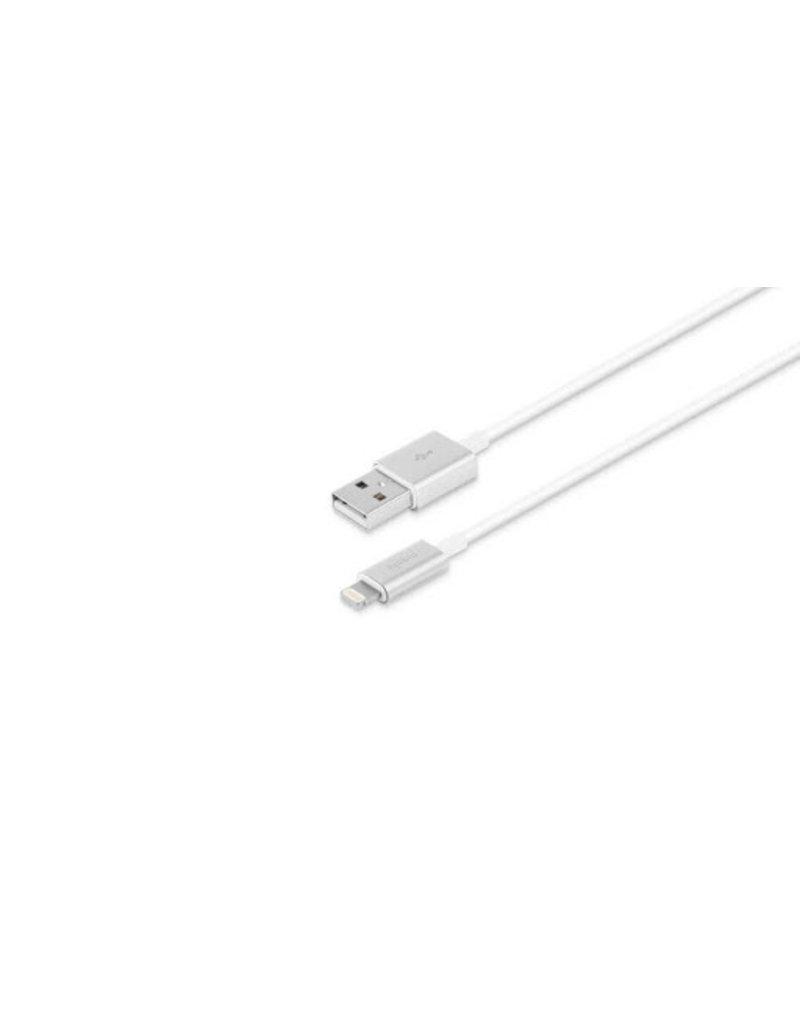 MOSHI MOSHI USB TO LIGHTNING (1M) - WHITE