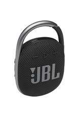 JBL JBL CLIP 4 WIRELESS SPEAKER BLACK