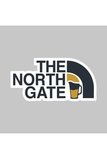 AGGIELAND OUTFITTERS STICKER - THE NORTH GATE