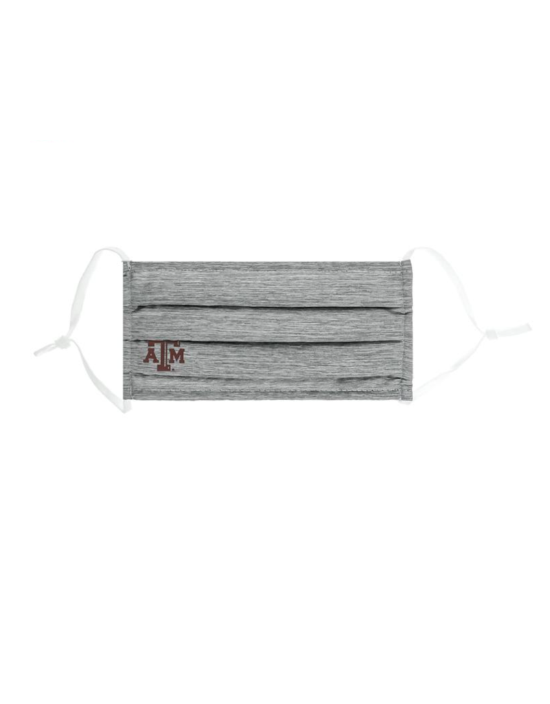 AGGIELAND OUTFITTERS FACEMASK  ATM GRAY