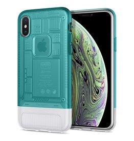 SPIGEN SPIGEN IPHONE X CLASSIC C1 CASE - BLUE