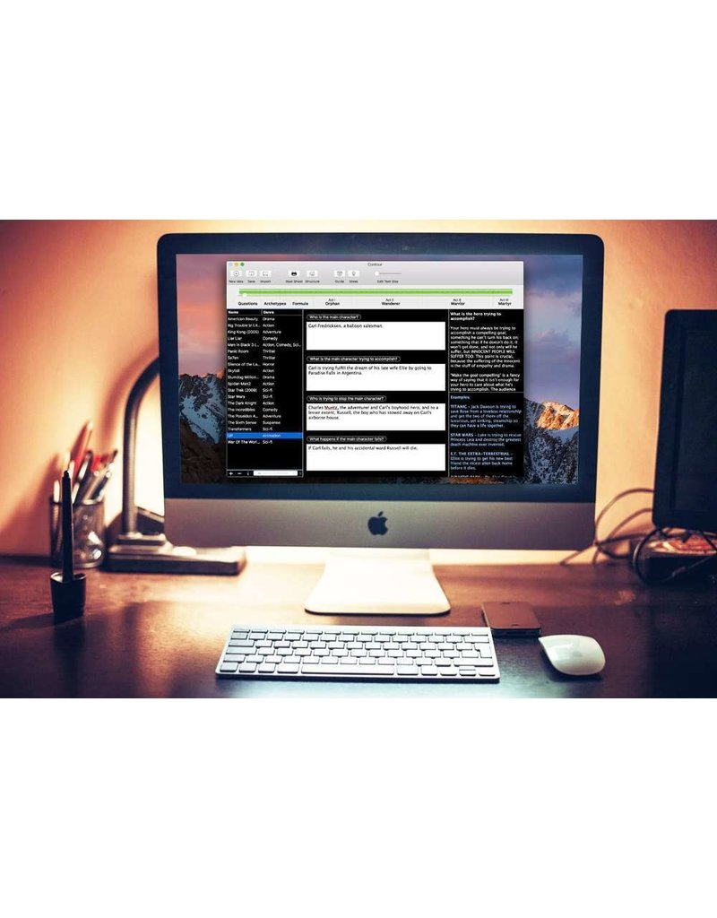 MARINER SOFTWARE CONTOUR FOR MAC