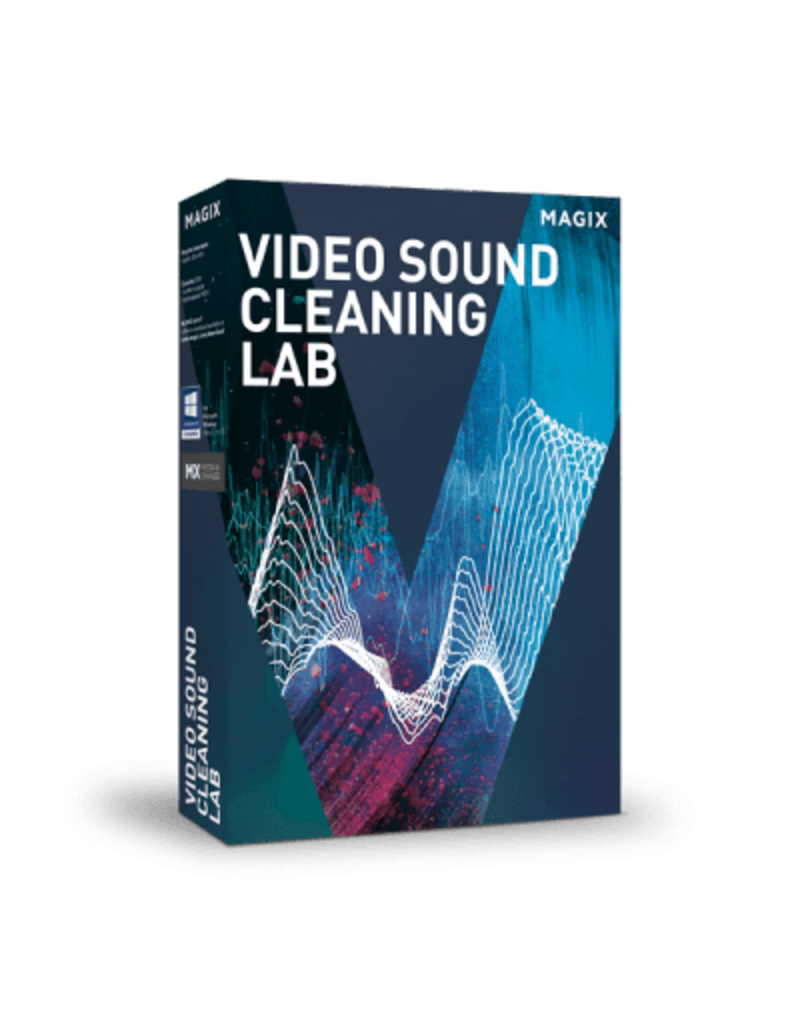 VIDEO SOUND CLEANING LAB COMMERCIAL FOR WINDOWS