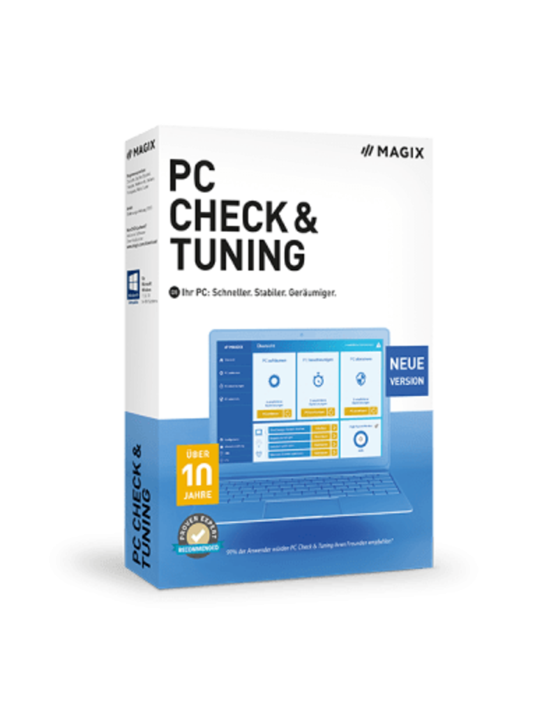 PC CHECK & TUNING 2020 COMMERCIAL FOR WINDOWS