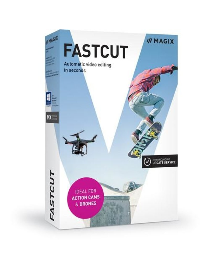 FASTCUT COMMERCIAL FOR WINDOWS