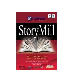 MARINER SOFTWARE STORYMILL FOR MAC