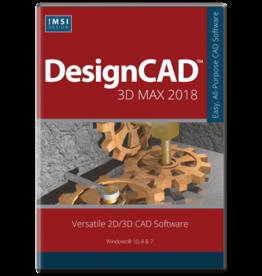 IMSI DESIGN DESIGNCAD 3D MAX 2018 FOR WINDOWS