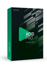 ACID PRO 8 COMMERCIAL FOR WINDOWS