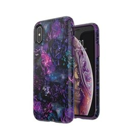 SPECK SPECK IPHONE XR PRESIDIO INKED CASE - FLORAL/ PURPLE