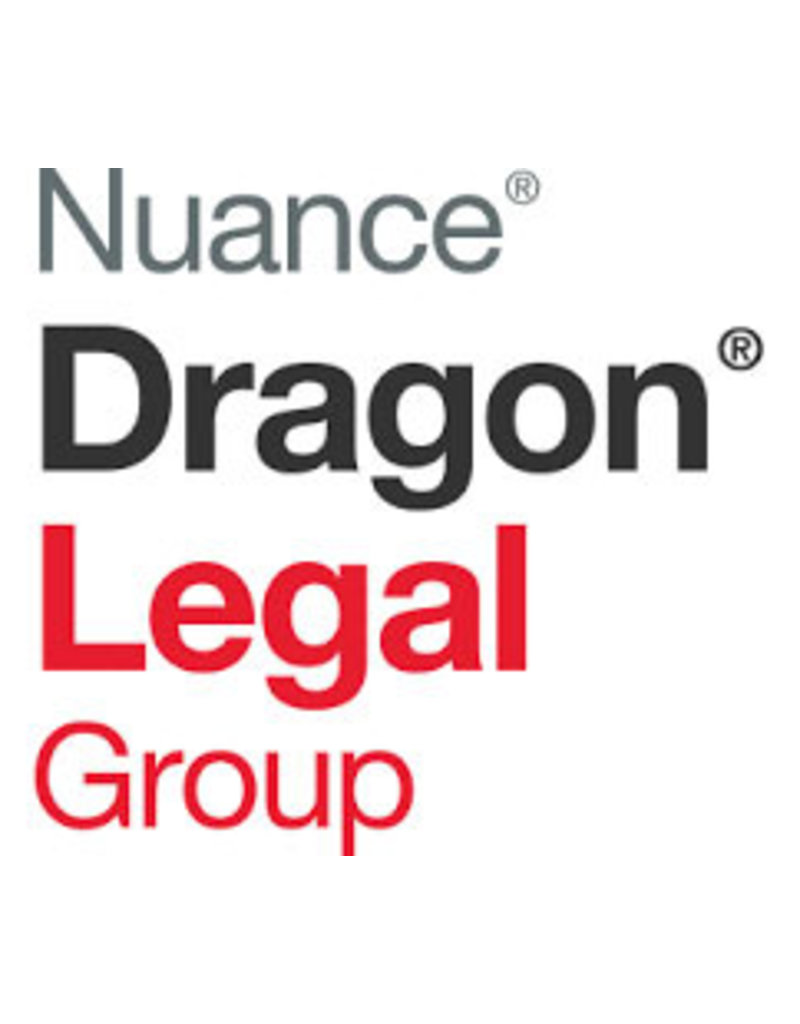 NUANCE COMMUNICATIONS DRAGON LEGAL GROUP 15 COMMERCIAL FOR WINDOWS