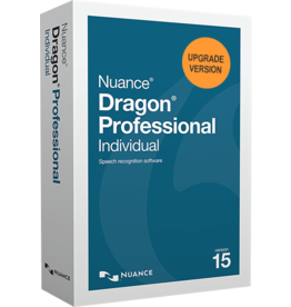 NUANCE COMMUNICATIONS DRAGON PROFESSIONAL INDIVIDUAL 15 ACADEMIC FOR WINDOWS