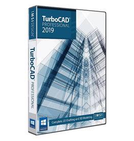 IMSI DESIGN TURBOCAD PROFESSIONAL 2019 FOR WINDOWS