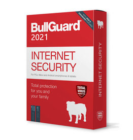 BULLGUARD INTERNET SECURITY 2018 COMMERCIAL - 1 YEAR / 10 DEVICES